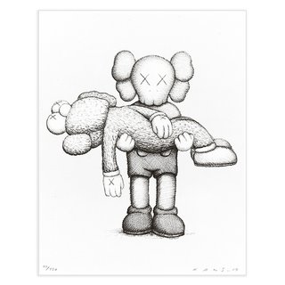 KAWS: COMPANIONSHIP IN THE AGE OF LONELINESS art for sale