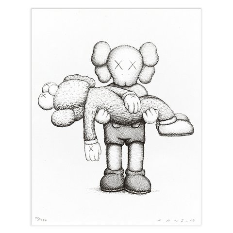 KAWS - KAWS: COMPANIONSHIP IN THE AGE OF LONELINESS, Print