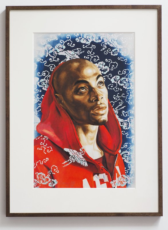 kehinde wiley | artist bio and art for sale | artspace