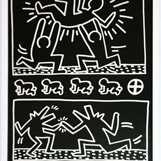Keith Haring Drawings art for sale