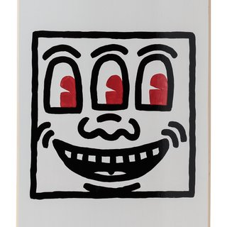 Untitled (Smile) art for sale