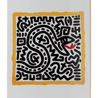 Untitled (Snake) art for sale
