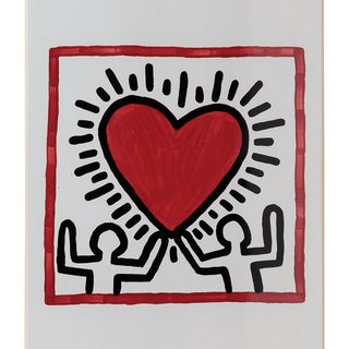 Untitled (Heart) art for sale