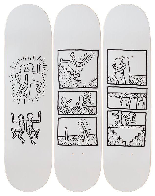Keith Haring, Untitled 1981