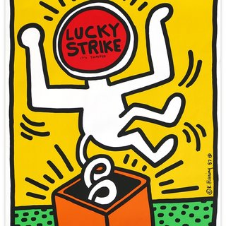 Lucky Strikes art for sale