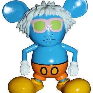 Andy Mouse (Blue) art for sale
