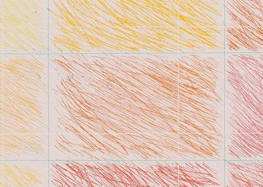 Kenneth Noland - Marron