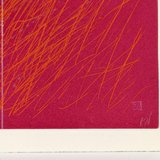 "Kenneth Noland, ""Roy"" Etching -"