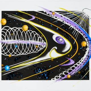 Space Travel art for sale