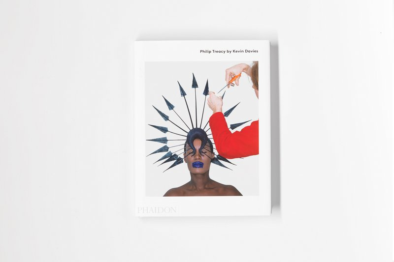 Phaidon, Philip Treacy by Kevin Davies -