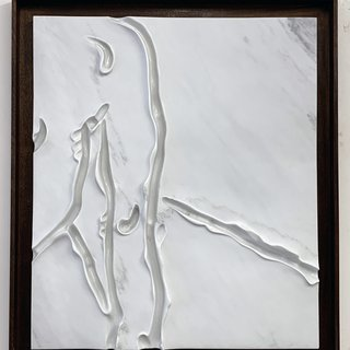 Kevin Francis Gray, Marble Panel VIII