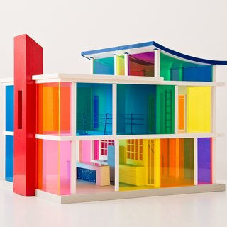 Laurie Simmons, Kaleidoscope House