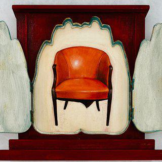 Untitled (Chair with Hand Doors) art for sale