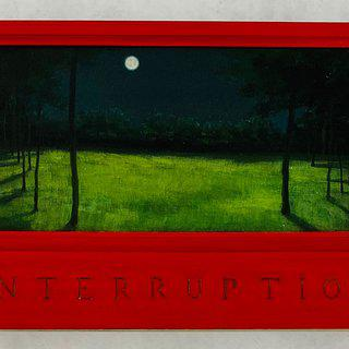 Interruption (Landscape) art for sale