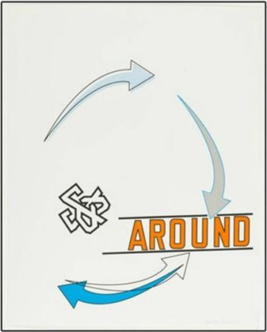 Lawrence Weiner - Edition for LACMA