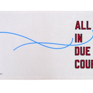 All In Due Course art for sale