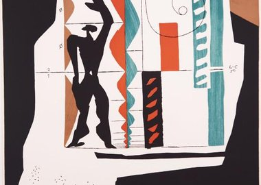 work by Le Corbusier - Modulor