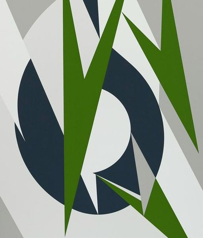 Lee Krasner - Embrace for the Olympics, Print