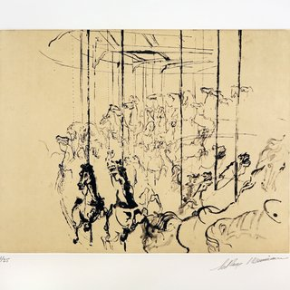 Carousel 1954 art for sale