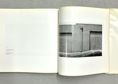 work by Lewis Baltz - The new Industrial Parks near Irvine, California.