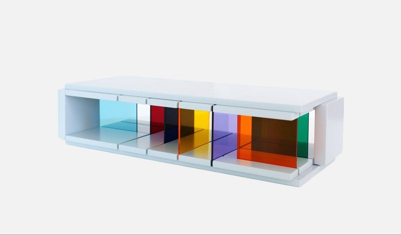 view:5250 - Liam Gillick, Recessed Discussion Stream -