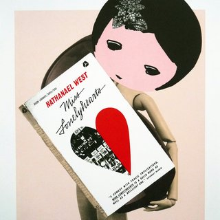 Miss Lonelyhearts art for sale