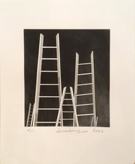 The Ladders, by Louise Bourgeois