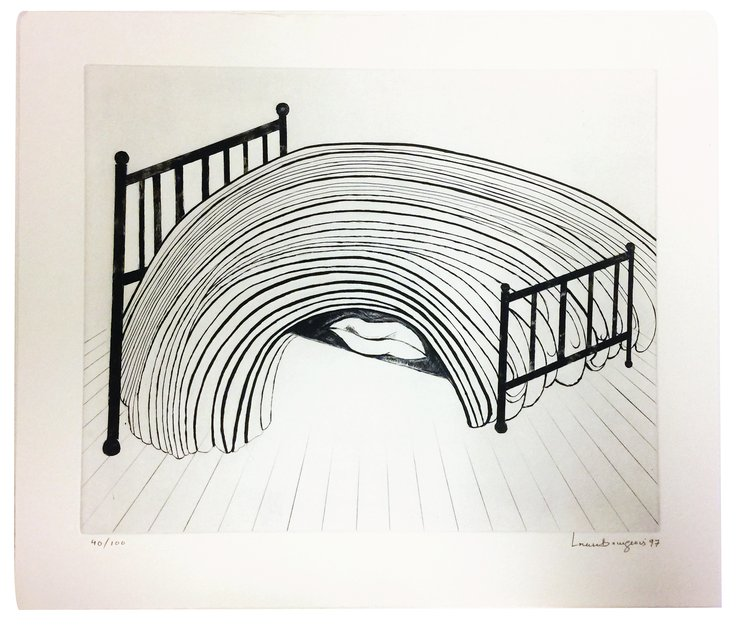 Louise Bourgeois, Bed