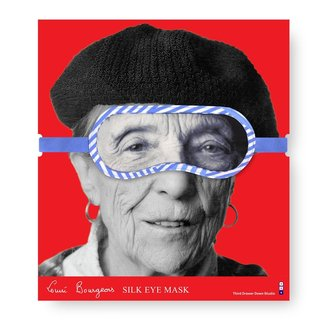Silk Portrait Eye Mask art for sale