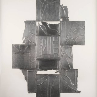 Louise Nevelson, Sky Shadow