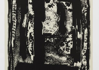 work by Louise Nevelson - Untitled