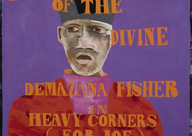 Lubaina Himid - Theatre of the Divine