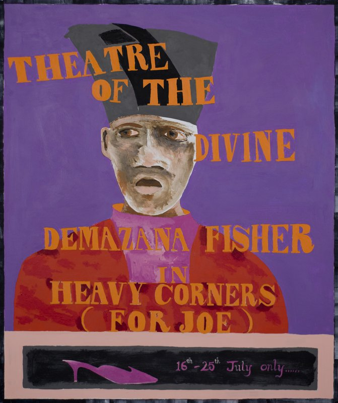 by lubaina-himid - Theatre of the Divine