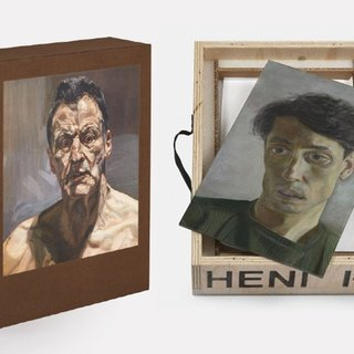 Lucian Freud, John Minton and Phaidon's 2-volume set