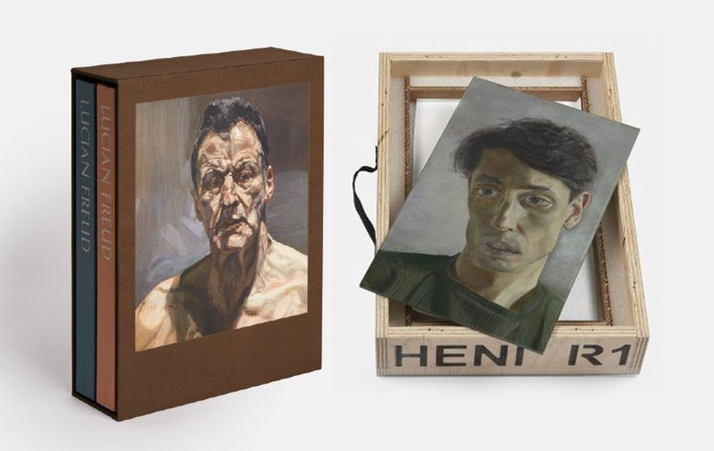 by lucian-freud - John Minton and Phaidon's 2-volume set