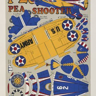 P-26 Pea Shooter art for sale