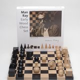 Man Ray, Wood Chess Set