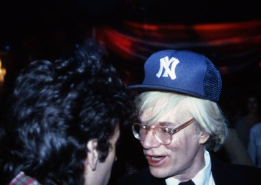 work by Manel Armengol - Andy Warhol, Studio 54