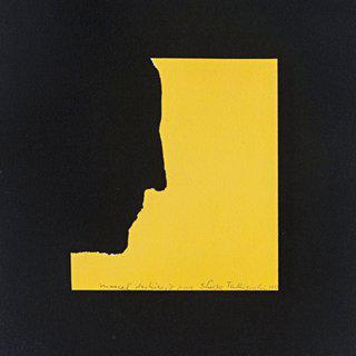 Self Portrait in Profile, from To and From Rrose Sélavy (Schwarz 344) art for sale