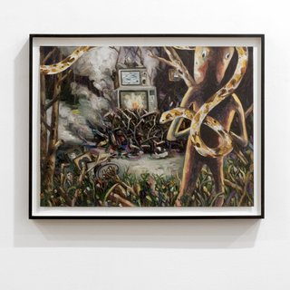 There Are Things In The Woods (3) art for sale