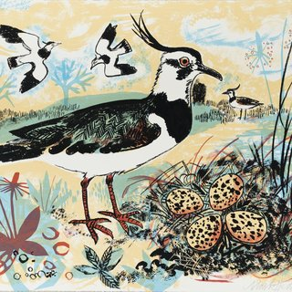 Lapwing's Nest art for sale