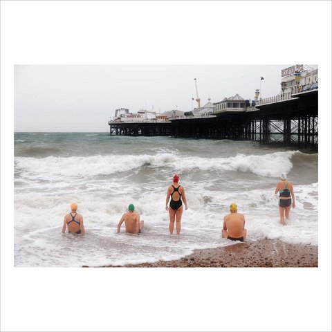 Martin Parr - Swimming Club in Brighton