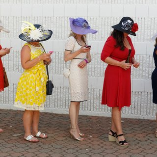 Martin Parr: Kentucky Derby, Louisville, USA, 2015 art for sale