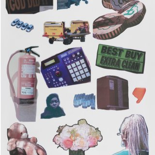 Martine Syms, Threat Model Official Sticker Collection