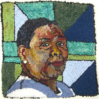 Essie Bendolph Pettway, Gee's Bend Quilter art for sale