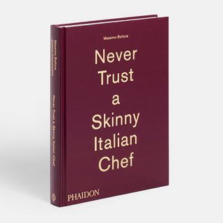 Massimo Bottura: Never Trust an Italian Skinny Chef art for sale