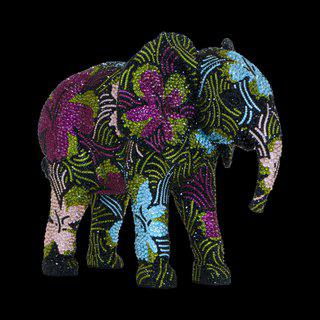 "ELEPHANT SMALL ""FLOWERS AND POETRY"" FEAT. WARHO art for sale"