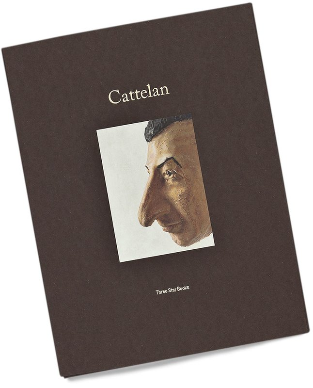 view:139 - Maurizio Cattelan, Special Set - Cover of The Three Qattelan