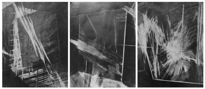 Lo que parece justo 01, Mauro Giaconi, 2012