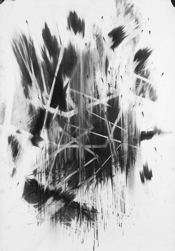 Untitled (serie TRES dibujos), 2011